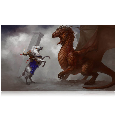 Against All Odds Playmat
