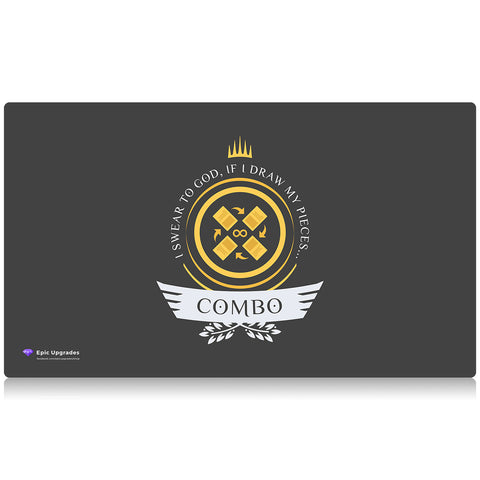 Combo Playmat by Epic Upgrades