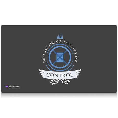 Control Playmat by Epic Upgrades