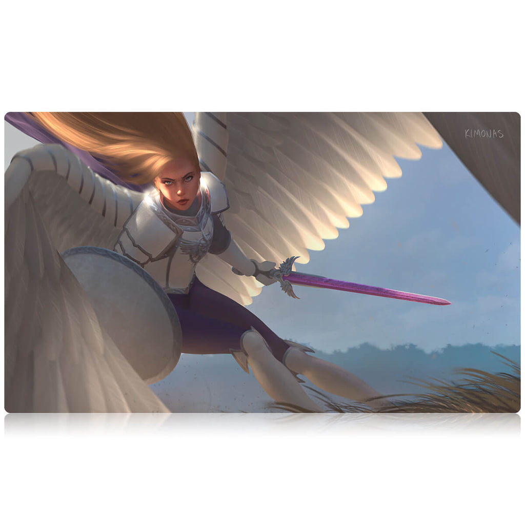 Angel of the North Star Playmat