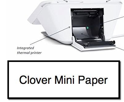 Clover Mini Thermal Paper Rolls