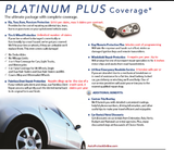 DAA Platinum Protection Plus  (Chev, Ford, Honda, etc...)