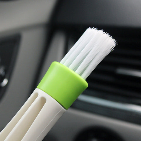 Double Ended Car Vent Cleaner Brush