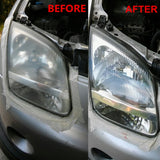 Visbella Headlamp Brightener Kit - DIY headlight restoration