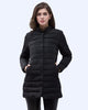 Thin Down Cotton Padded Coat, Winter Coats, Outerwear, kanndie