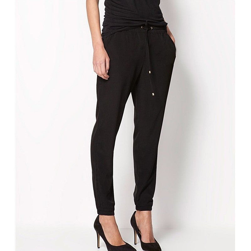 Casual Chiffon Long Trousers