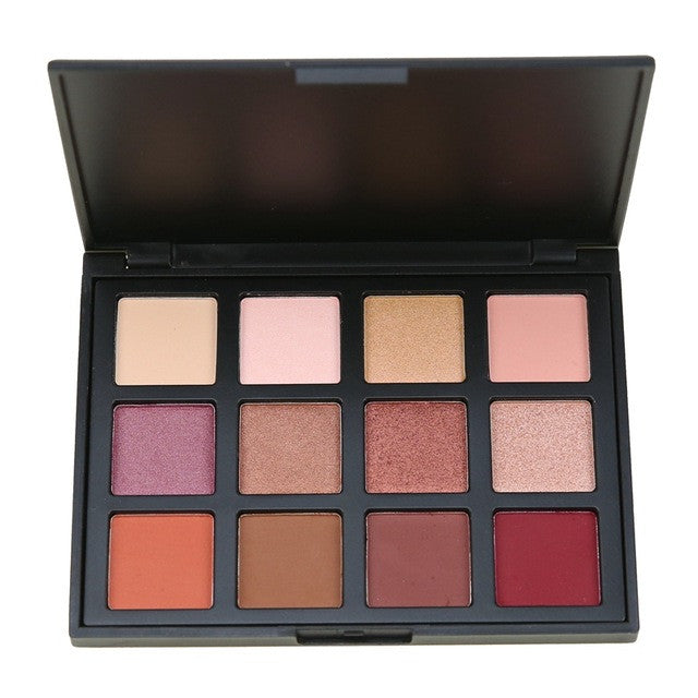 Professional-12-Color-Eyeshadow-Palette-Earth-Warm-Shimmer-Matte-Beauty-Makeup-Set-Smoky-Eye-shadow