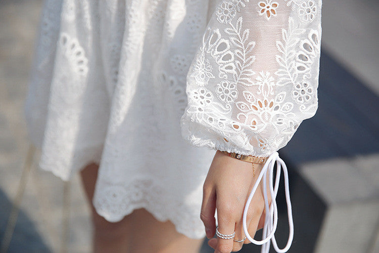 Lace-embroidery-white-romper-Spring-Summer-White-Back-cross-Bandage-Chiffon-embroidery-Lace-Rompers-womens-jumpsuit-skirt