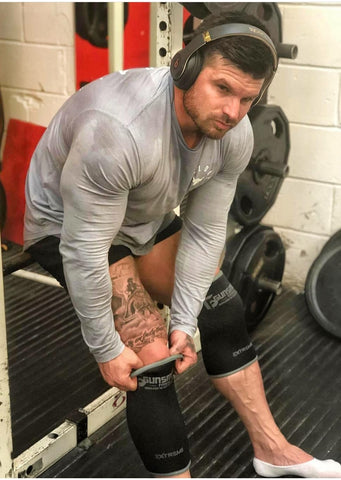 Gunsmith fitness tom coleman knee sleeves