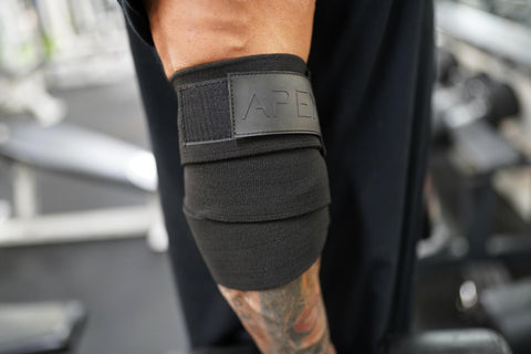 gunsmith fitness elbow wraps
