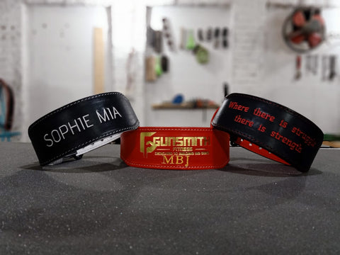 what is the best brand of lifting belts?