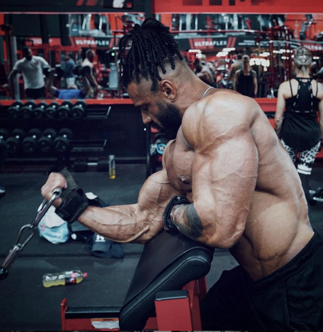 how to get big arms for summer holidays