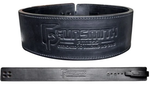 gunsmith fitness lever belt