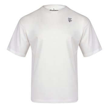 Gunsmith Apex Oversized G T Shirt - White