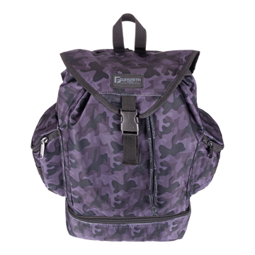 Gunsmith fitness midnight camo bag