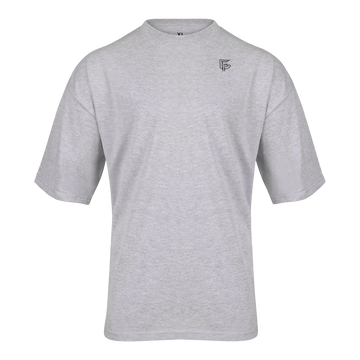 Gunsmith Apex Oversized G T Shirt - Grey