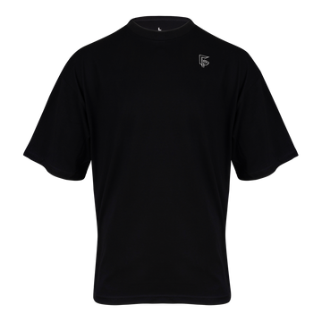 Gunsmith Apex Oversized G T Shirt - Black