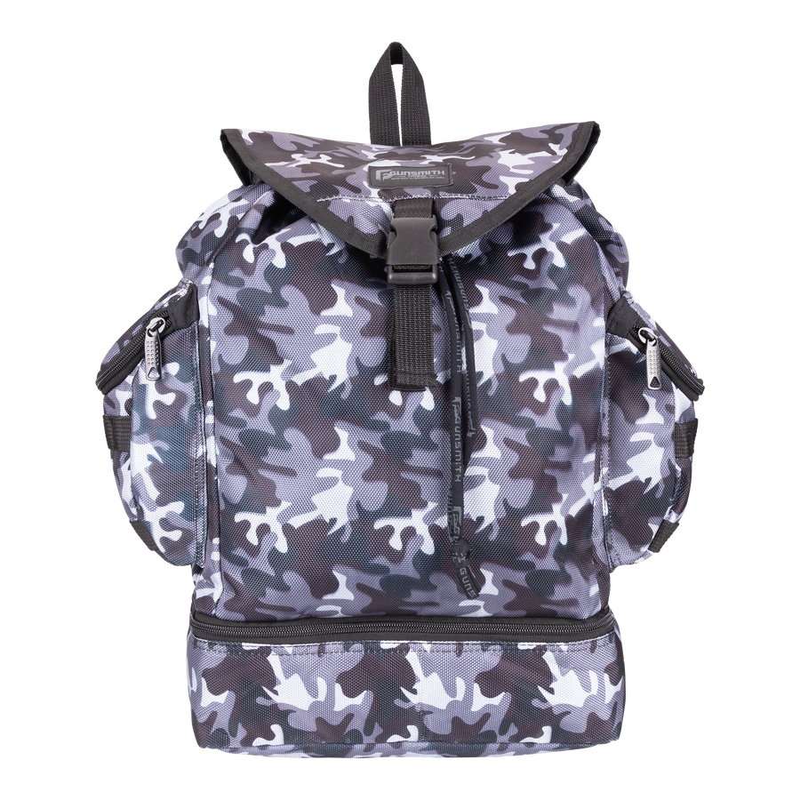 Gunsmith fitness white camo bag