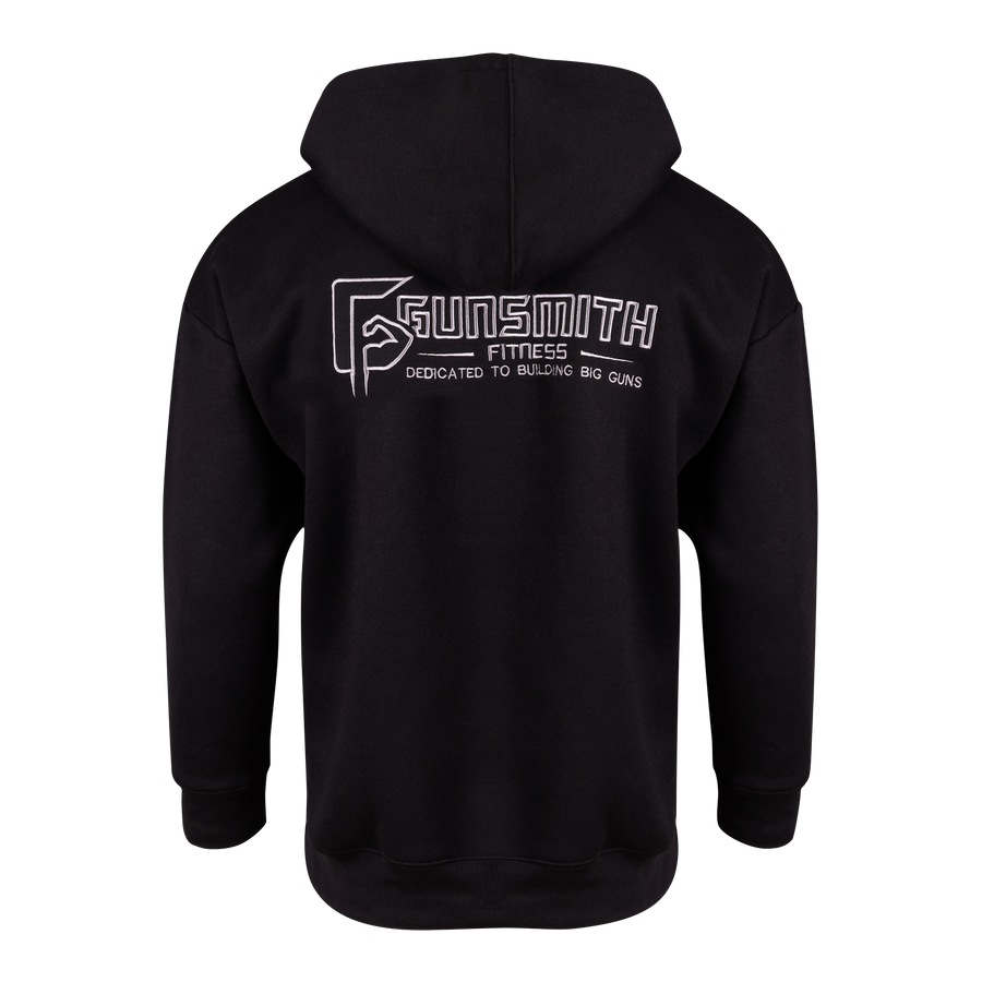 Gunsmith Apex Oversized G Hoody - Black