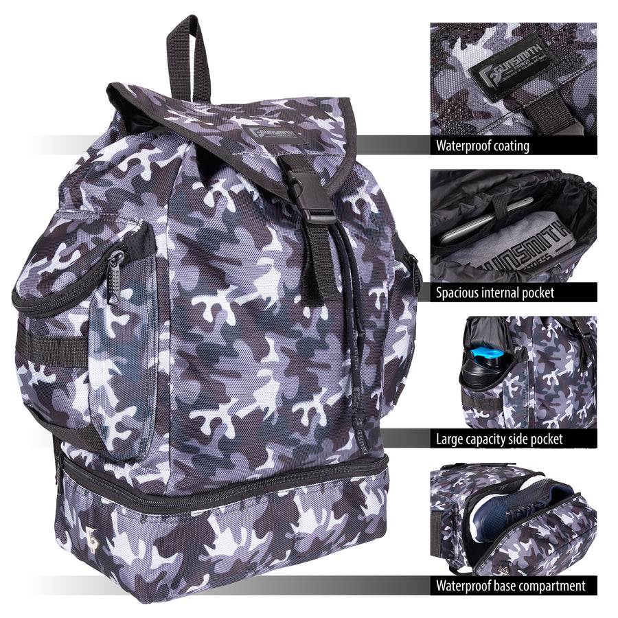 Gunsmith fitness gym holdall