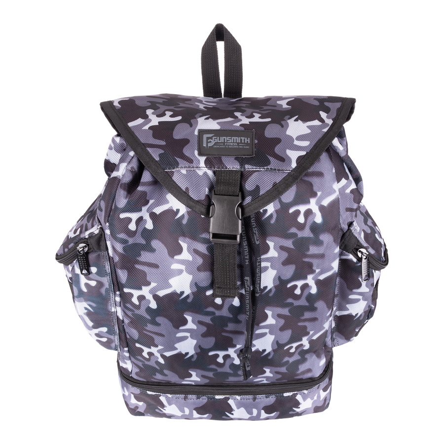 Gunsmith fitness arctic camo backpack