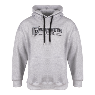 Gunsmith Apex Oversized Hoody - Grey