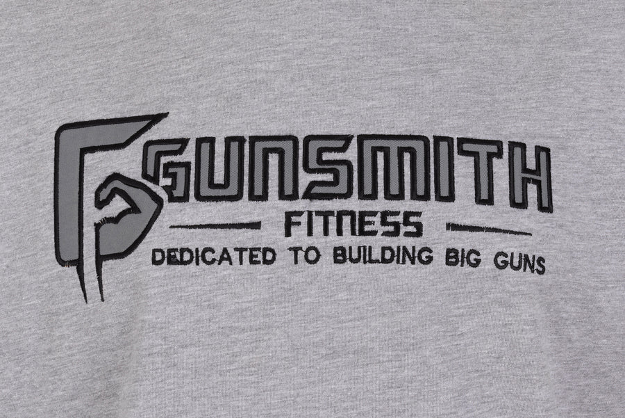 Gunsmith Apex Oversized T Shirt - Grey