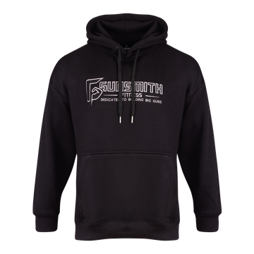 Gunsmith Apex Oversized Hoody - Black