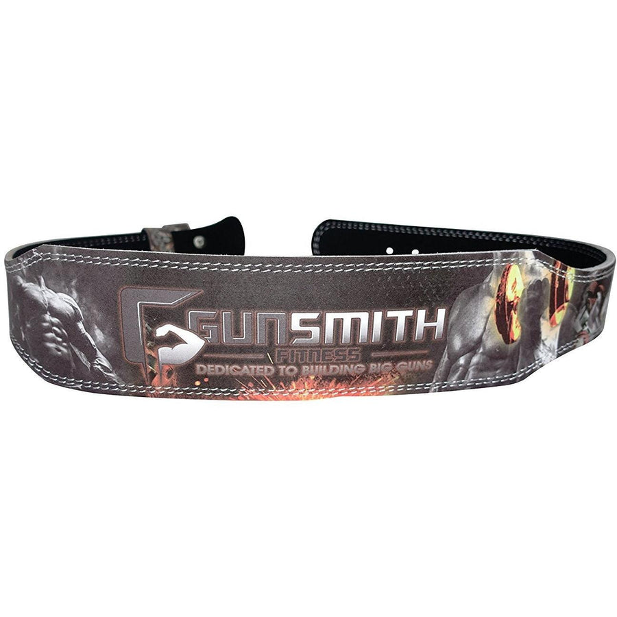 gunsmith fitness 4 inch belt