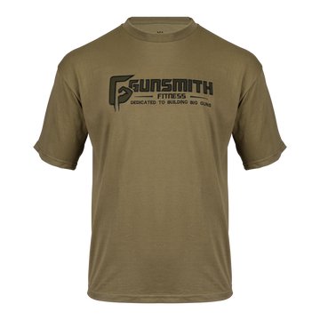 Gunsmith Apex Oversized T Shirt - Green