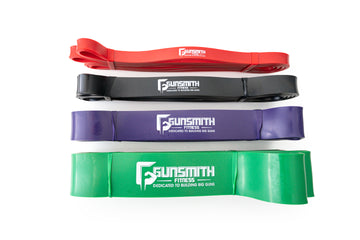 Long Gunsmith Fitness Resistance bands