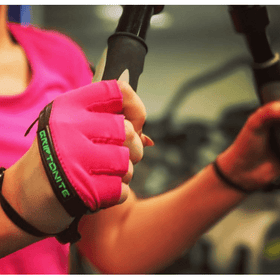 griptonite crossfit gloves pink