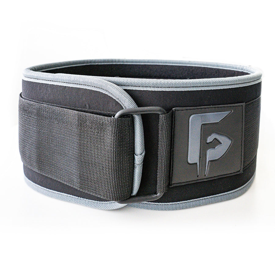 Nylon Self-Locking Weightlifting Belt