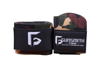 Gunsmith Fitness Wrist Wraps
