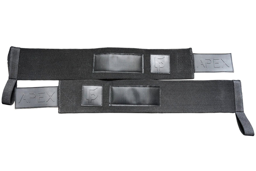 Gunsmith fitness apex lifting straps