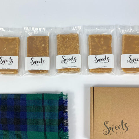 Scottish Tablet Collection