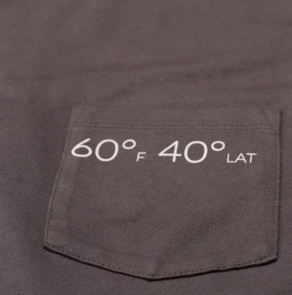 Tees° by Degree° 60/40