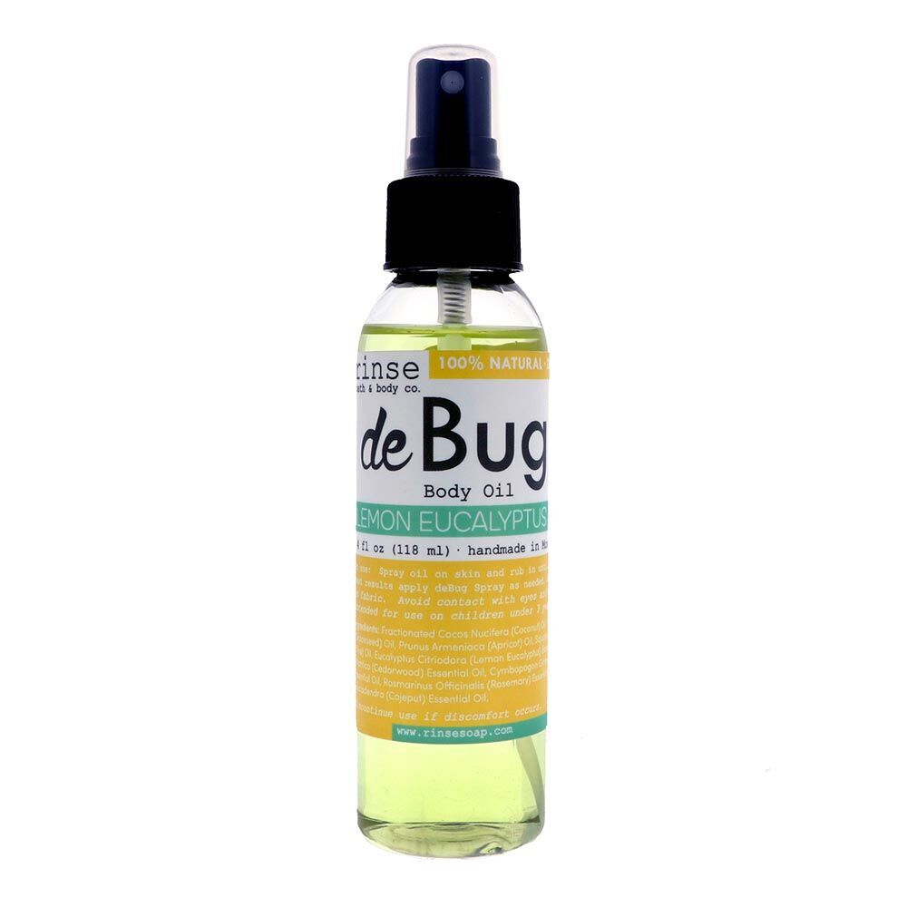 Rinse Bath Body Inc - DeBug Oil - Lemon Eucalyptus