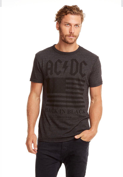 AC/DC Back in Black crewneck