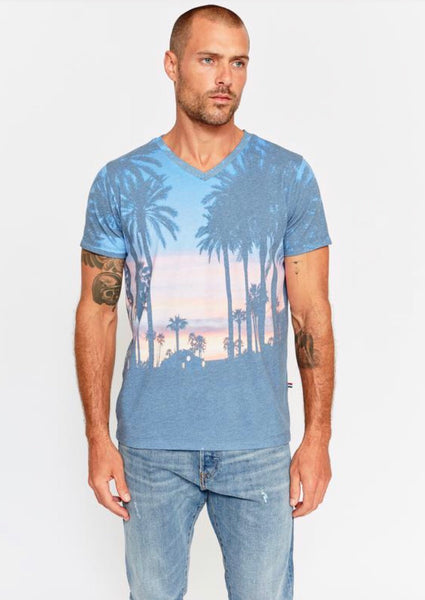 Canal Nights VNeck