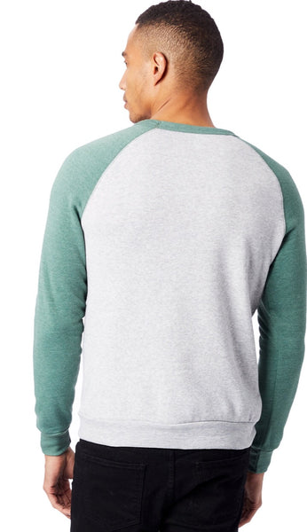 Color-Blocked Champ Sweatshirt