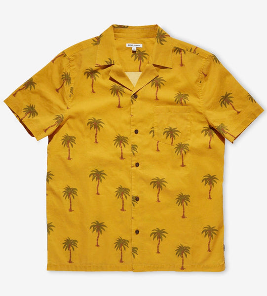 Palm Dreams Buttondown
