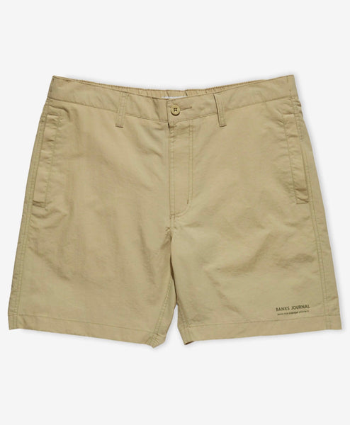 Distribute crossover shorts