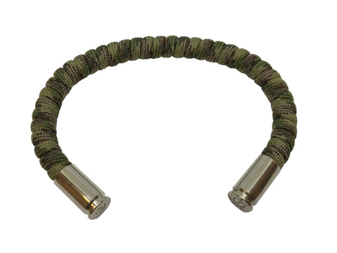 Bullet Bracelet, multicam and scorpion, made by Veterans with Broken Gear Inc