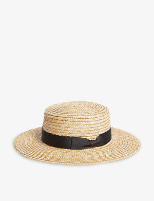 Spencer Straw Hat