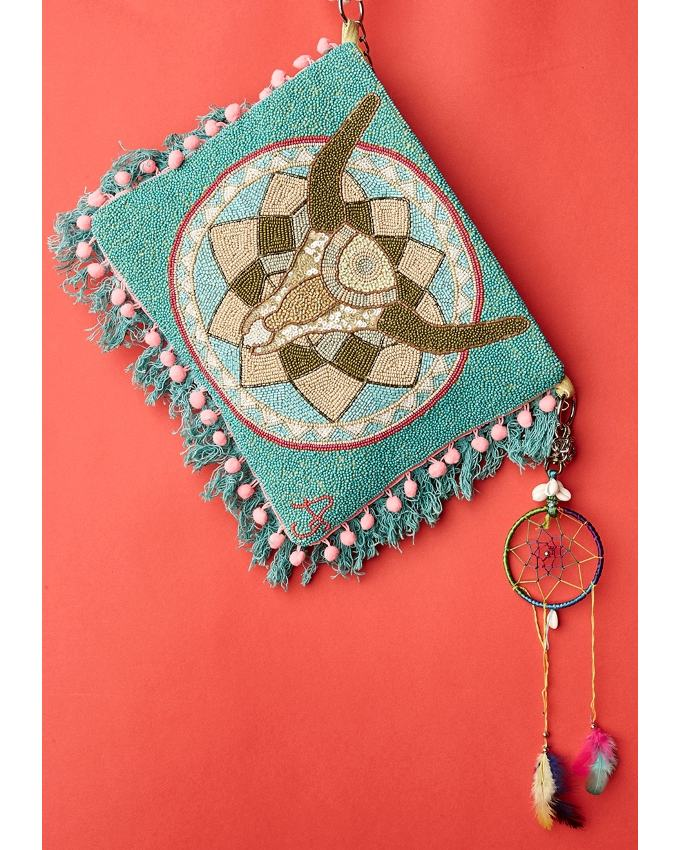 Dream Catcher EMBELLISHED BAG