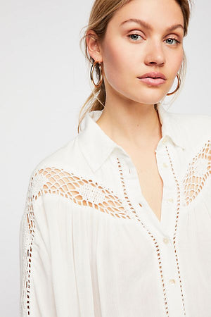Katie Bird Buttondown Shirt