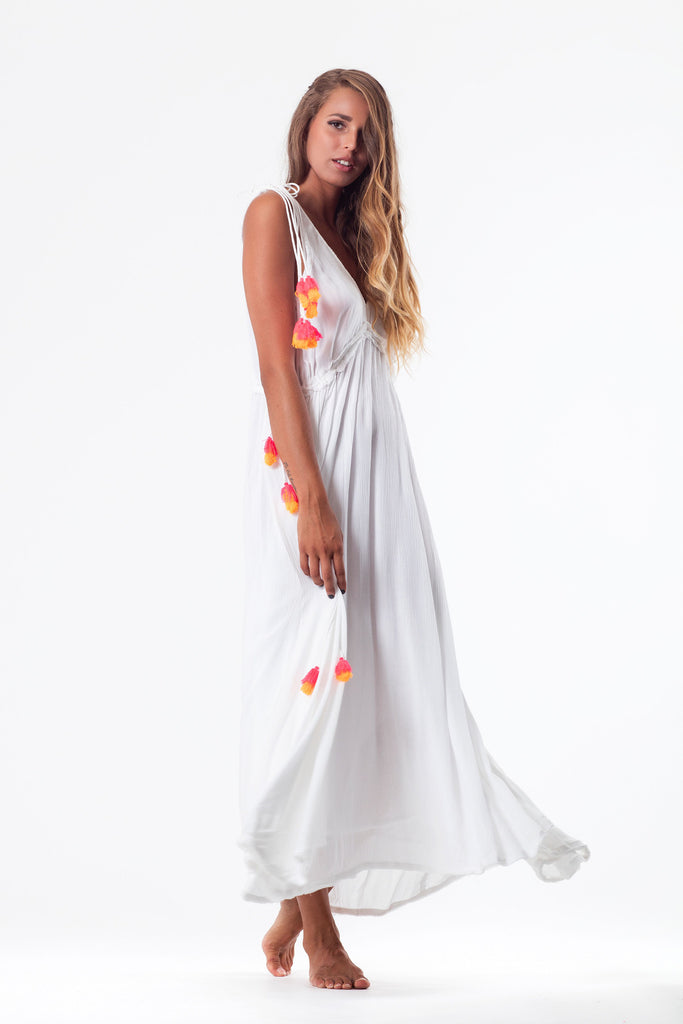 brooke long sundress