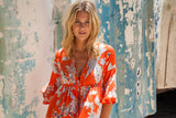 Tatum Playsuit in St Tropez Print