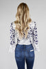 Free People Lady Bohemian Blouse